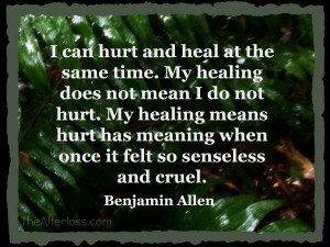 Benjamin Hurt and Heal